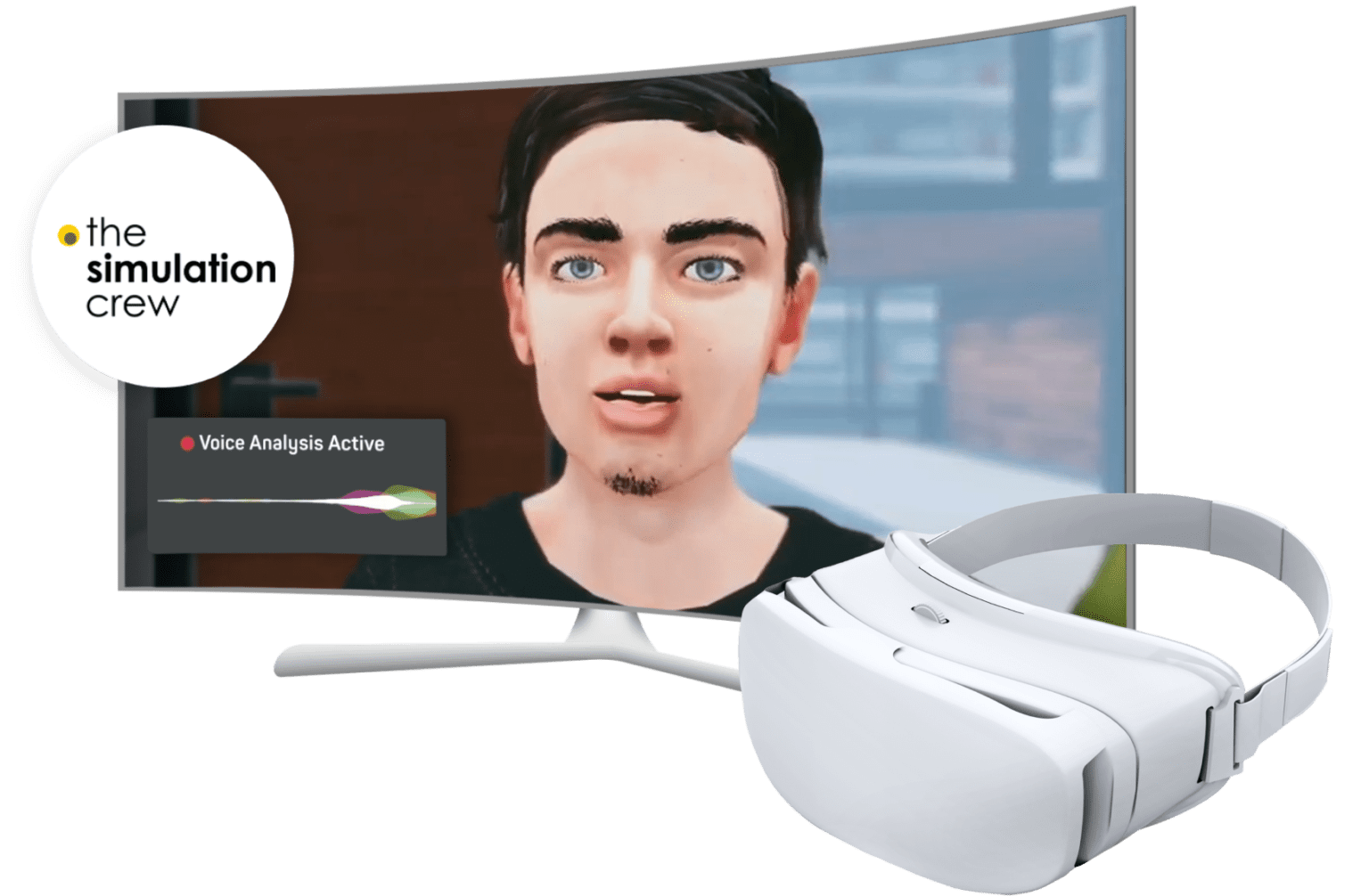 Emotional Interaction with Virtual Characters